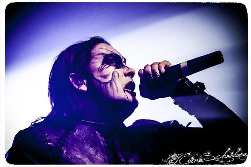 Cradle of Filth - Photo Evina Schmidova (2)