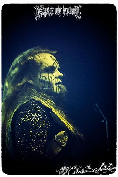 Cradle of Filth - Photo Evina Schmidova (8)