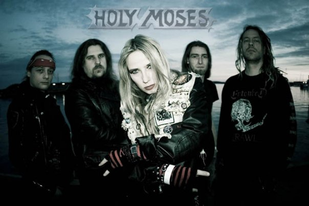 Holy Moses - Photo Evina Schmidova (2)