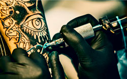 Tattoo - Photo Evina Schmidova